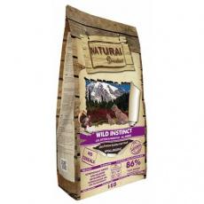 Natural Greatness Wild Instinct Cat Recipe /kuře,krůta/ 600g