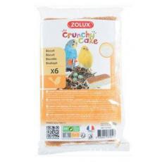 Sušenky pták CRUNCHY CAKE GROWTH 6ks 75g Zolux