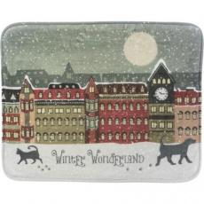 Vánoční podložka WINTER WONDERLAND, 50 x 40 cm