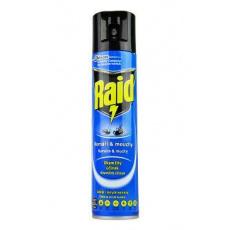 Raid spray proti létajícímu hmyzu 400ml