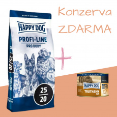 Happy Dog Profi Line 25-20 Pro Body 15 kg