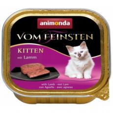 ANIMONDA paštika KITTEN - jehněčí pro koťata 100g