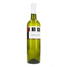Víno Kosík Chardonnay p.s. 2020 0,75l
