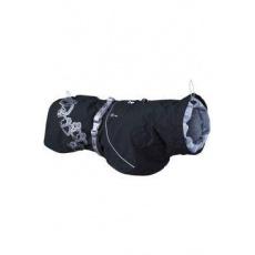 Obleček Hurtta Drizzle coat černá 55