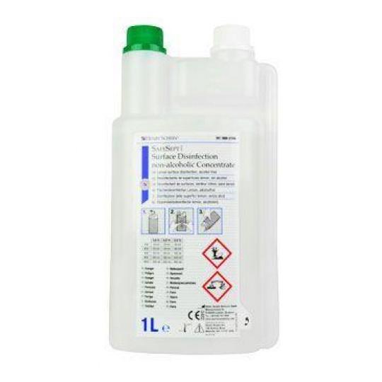 SafeSept Max Surface Disinfection non alcohol conc.1l