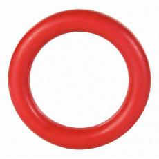 Kroužek plný, tvrdá guma, velký 15cm