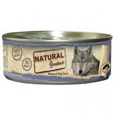 Natural Greatness oceánské ryby, konzerva pro psy 156 g