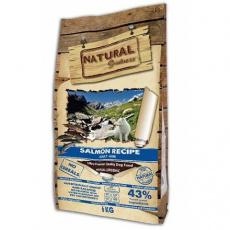 Natural Greatness Salmon Recipe Mini Sensitive /losos/ 6 kg