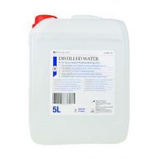 Voda destilovaná 5l Henry Schein