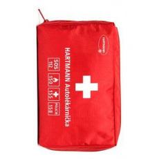 Autolékárnička Hartmann taška nylon červená