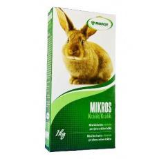 Mikros Králík plv 1kg  krabička