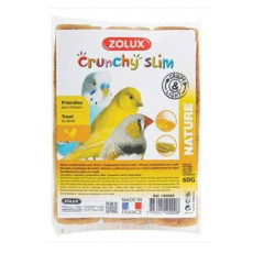 Sušenky pro ptáky CRUNCHY CAKE SLIM 3ks 60g Zolux