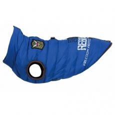 Obleček s postrojem Saint-Malo S 40 cm modrý