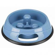 Plastová miska proti hltání jídla 1,5 l/27 cm