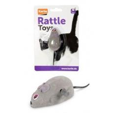 Hračka kočka Myš natahovací