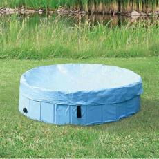 Ochranná plachta na bazén 160 cm kód 39483 sv.modrá