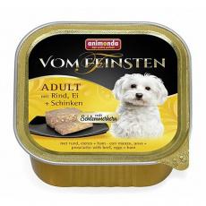 V.Feinsten CORE hovězí, vejce + šunka pro psy 150g