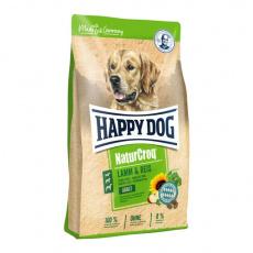 Happy Dog NaturCroq LAMM & REIS 4 kg
