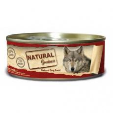 Natural Greatness kuřecí prsa, konzerva pro psy 156 g