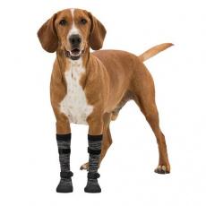 Chodící ponožky, ochrana pacek, protiskluzové L 2 ks - DOPRODEJ