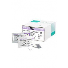 Novosyn CHD fialový EP3 USP2/0 70cm,HR26S (M),36ks