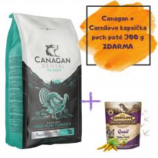 Canagan Free Run Turkey Dental 12 kg