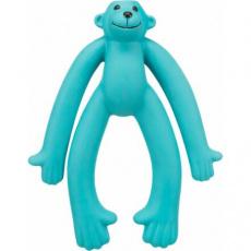 Monkey - opice, plněný latex, 25cm, různé barvy