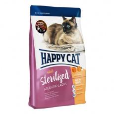 Happy Cat Sterilised Atlantik-Lachs / Losos 10kg