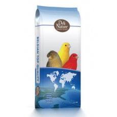 Krmivo pro ptáky Canaries Kanárci Colormix 4kg
