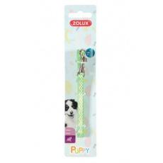Vodítko pes štěně PIXIE zelená 8mm 1,2m Zolux