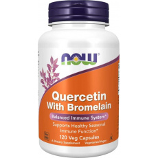 Now Foods Quercetin With Bromelain 120tbl
