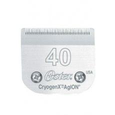 Náhr. stříh. hlava Oster Cryogen-X size 40 - 0,25mm