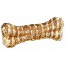 Kost ze sušené hovězí průdušnice 10cm/35g  2ks