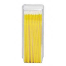 Mikroaplikátory HS8 jemné, žluté 100ks HS