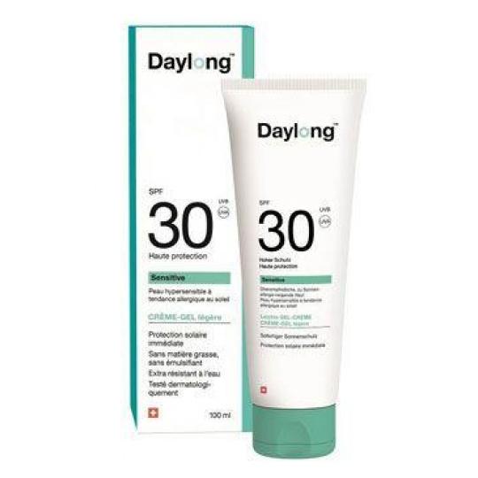 Daylong sensitive gel creme SPF 30 100ml