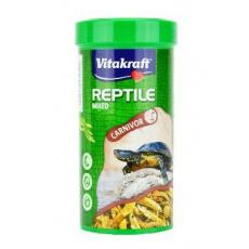 Vitakraft Reptile Turtle Carnivor masožr.plazi 250ml