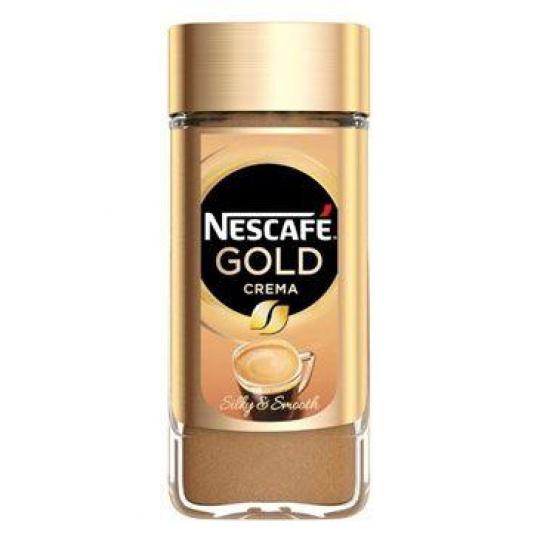 Káva instantní Nescafé Gold crema 200g