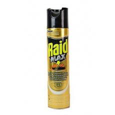 Raid Max spray proti lezoucímu hmyzu 400ml