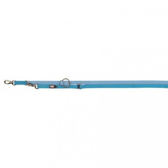 Vodítko EXPERIENCE prodlužovací M-L 2,00 m/20 mm, modré - DOPRODEJ
