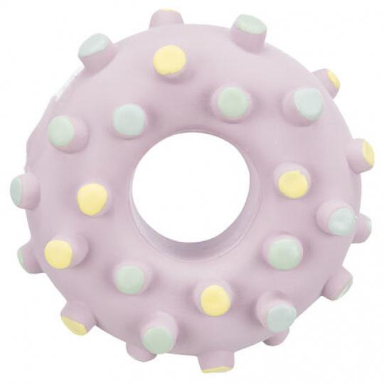 MINI latexový kroužek se špuntíky 8 cm