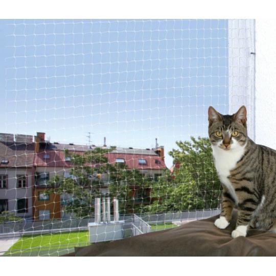 Trixie ochranná síť pro kočky 4 x 3 m