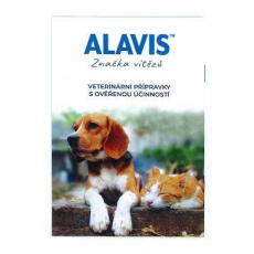 Očkovací průkaz pes/kočka Alavis 1ks