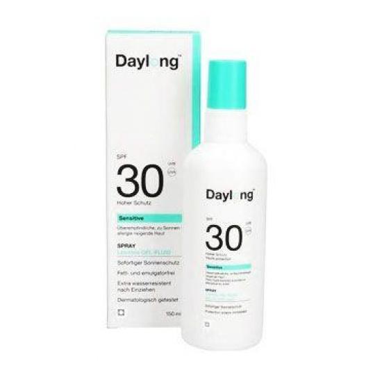 Daylong sensitive gel fluid SPF 30 150ml