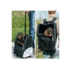 Taška pro psa Eleganc Tbag na kolečkách 36x50x27cm TR