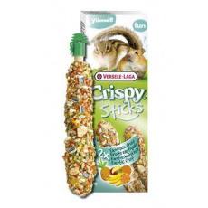 VL Crispy Sticks pro křečky/veverky Exot.ovoce 110g