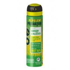PREDATOR repelent spray 90ml 16%DEET