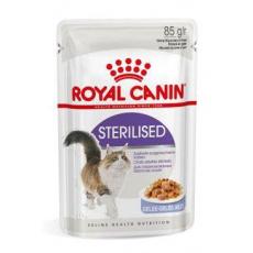 Royal Canin Feline Sterilised kapsa, želé 85g