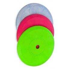 Hračka pes Disk MAX SUPER aport plovací Vanil.18cm SP
