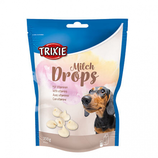Milch Drops s vitamíny 350g - TRIXIE