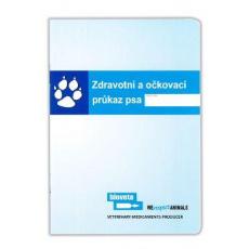 Očkovací průkaz pes Bioveta mezinárodní 1ks